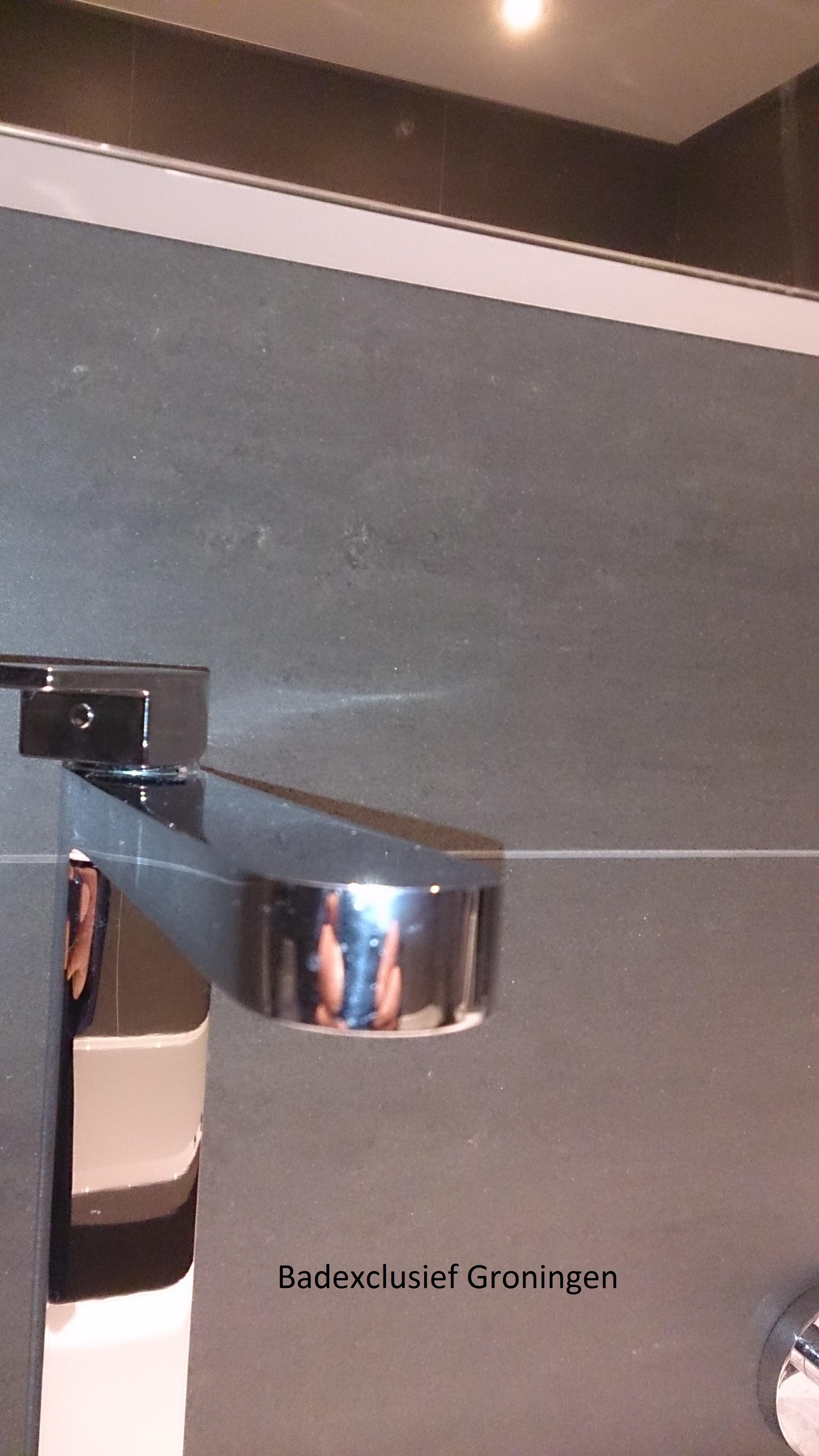 Luxe badkamer van badkamerarchitect Badexclusief uit Groningen