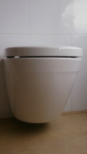 toto-toilets uit Japan bij Badexclusief architect te Groningen.