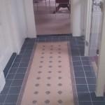 Badexclusief Groningen jugendstil vloer tegels