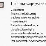 Beterbad badexclusief Groningen airpool en aeropool luchtmassagesystemen.