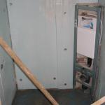 Castelo-wc verbouwing ruwbouw.
