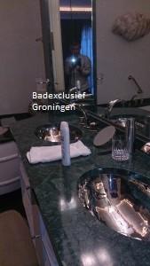 Penthouse-Oosterkade badkamerontwerp door Badexclusief dé badkamerarchitect van Groningen