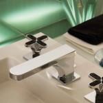 THG Badexclusief en Jamie Drake voor luxe kranen van hoge kwaliteit.