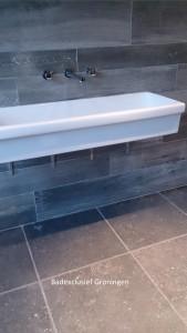 project X houten en belgisch hardstenen tegels