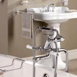 THG Badexclusief de luxe kranen traditional en Imperial luxe sanitair.
